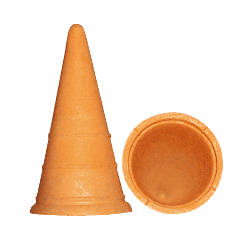 Large sized cone
